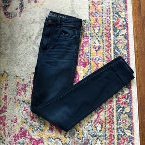 American Eagle Outfitters High Waisted Jeans
